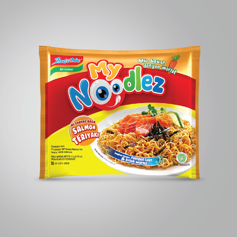 My Noodle Packaging